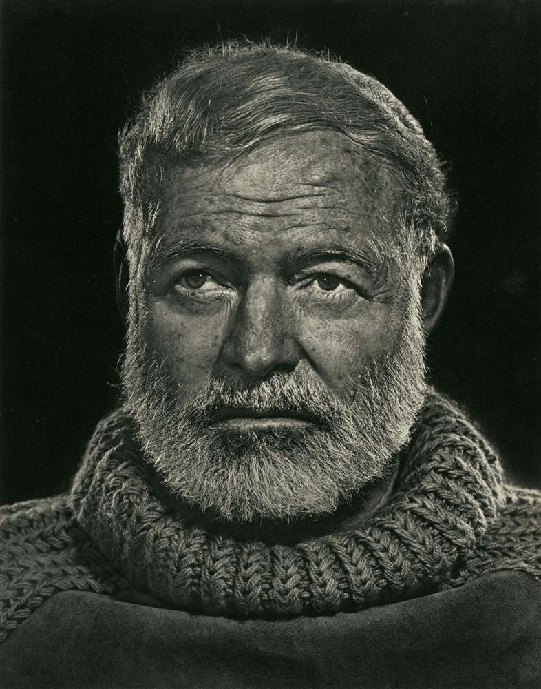 941: YOUSUF KARSH - Original vintage photogravure