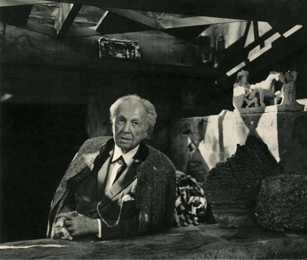 943: YOUSUF KARSH - Original vintage photogravure