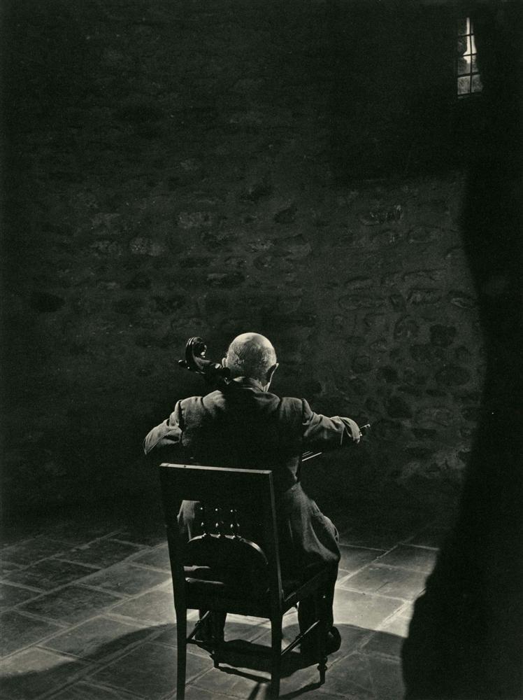954: YOUSUF KARSH - Original vintage photogravure