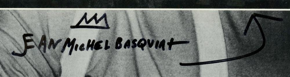 29: JEAN-MICHEL BASQUIAT - Original offset lithograph - 3