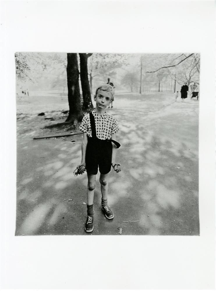 86: DIANE ARBUS - Original photogravure