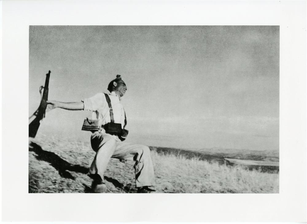 294: ROBERT CAPA - Original photogravure