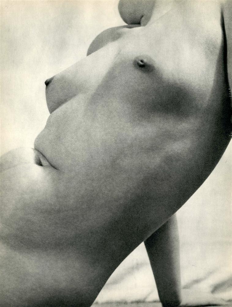 1007: ERGY LANDAU - Original vintage photogravure
