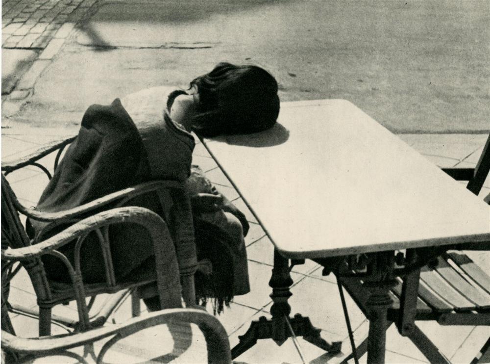 1071: ELI LOTAR - Original vintage photogravure