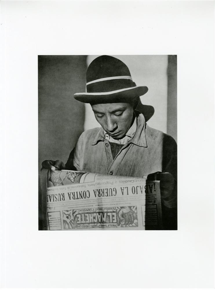 1287: TINA MODOTTI - Original photogravure
