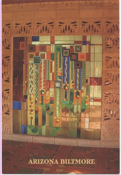 1658: FRANK LLOYD WRIGHT/TALIESIN ARCHITECTS - Textile - 2