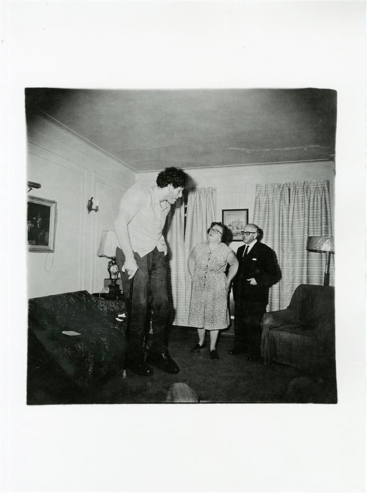 DIANE ARBUS - Original photogravure