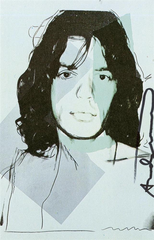 ANDY WARHOL - Color offset lithographs