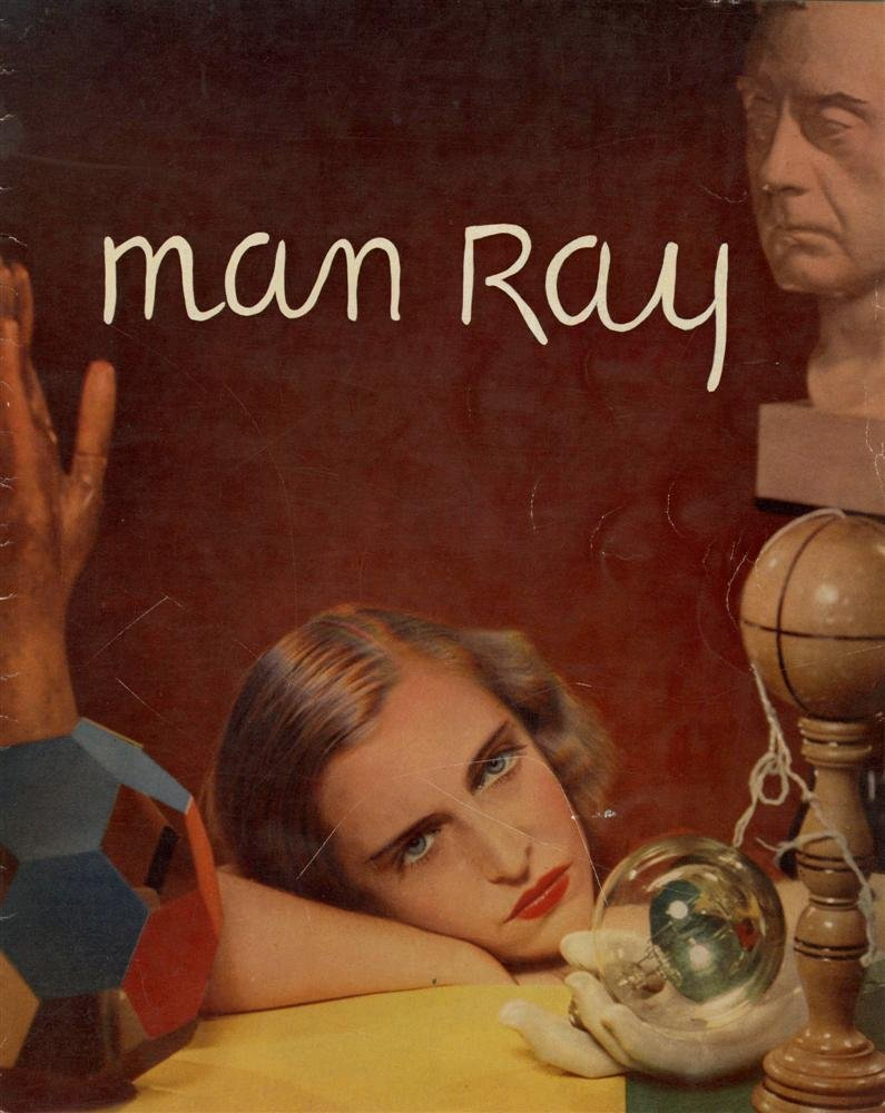 801: MAN RAY [AFTER] - Original color photolithotype