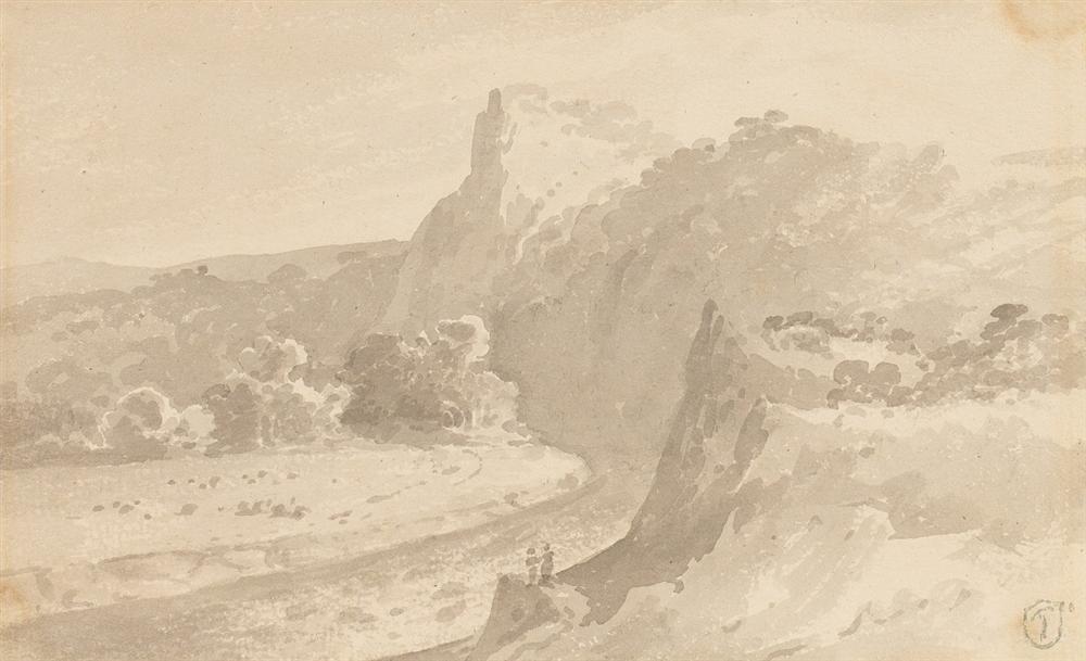 1297: J. M. W. TURNER [BY OR ATTRIB] - Original (grey)