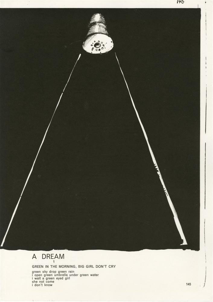 13: JIM DINE - Color lithograph
