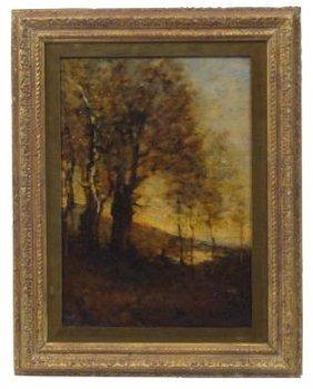 Jean-baptiste-camille Corot [par/imputee] - Oil