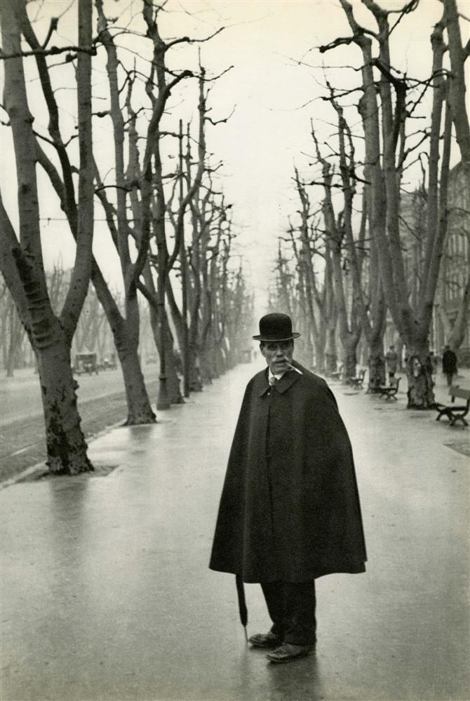 611: HENRI CARTIER-BRESSON - Allees du Prado,