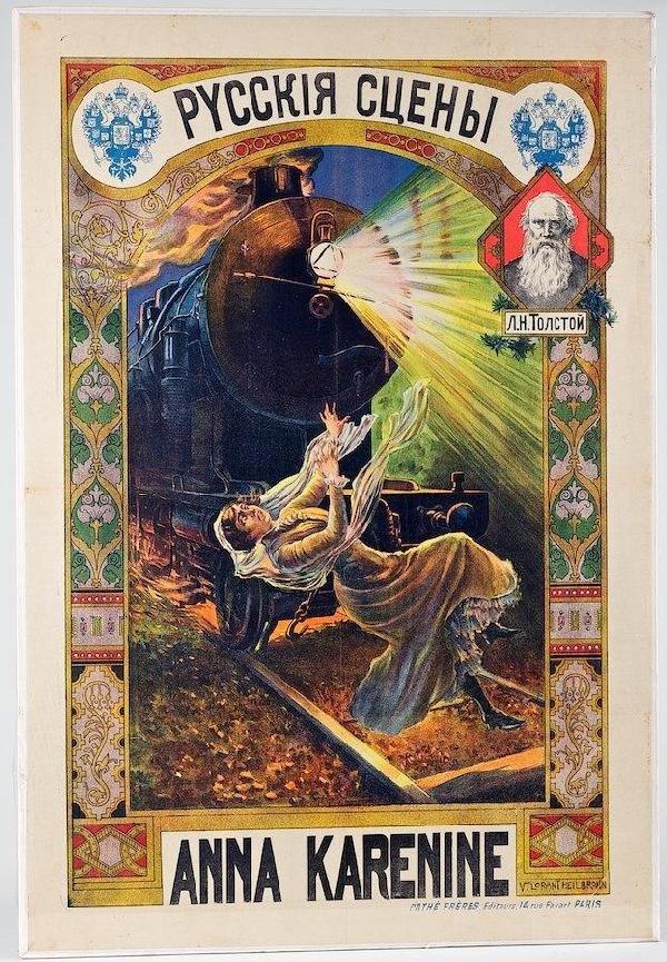 620: VINCENT LORANT HEILBRONN - Anna Karenine