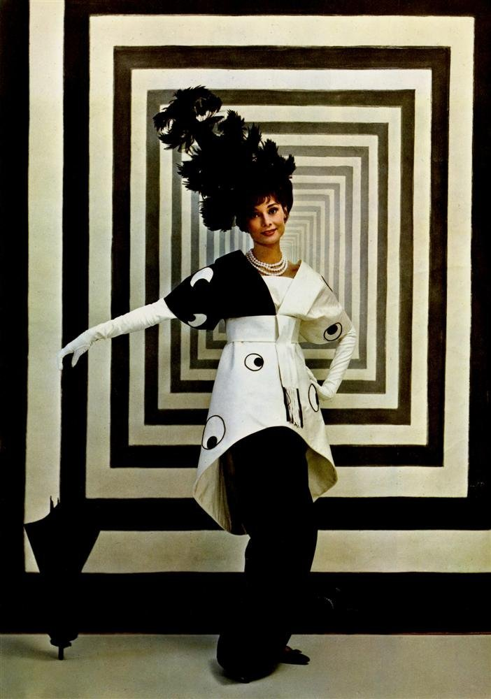 630: CECIL BEATON - Audrey Hepburn in 'My Fair Lady' #1