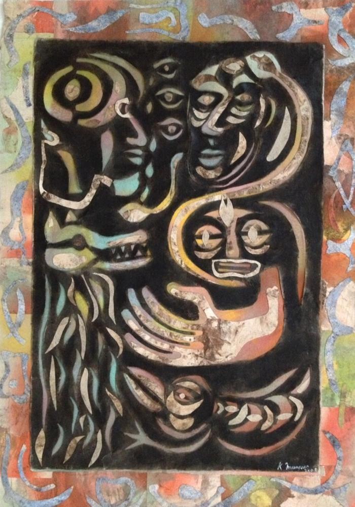 704: KARIMA MUYAES - Chaman y Lobo