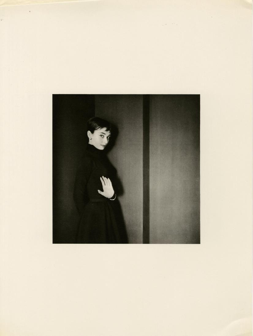 33: CECIL BEATON - Audrey Hepburn [1954]