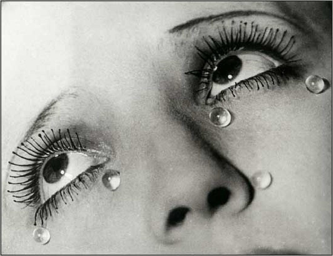 300: MAN RAY - Larmes de Verre (Glass Tears)