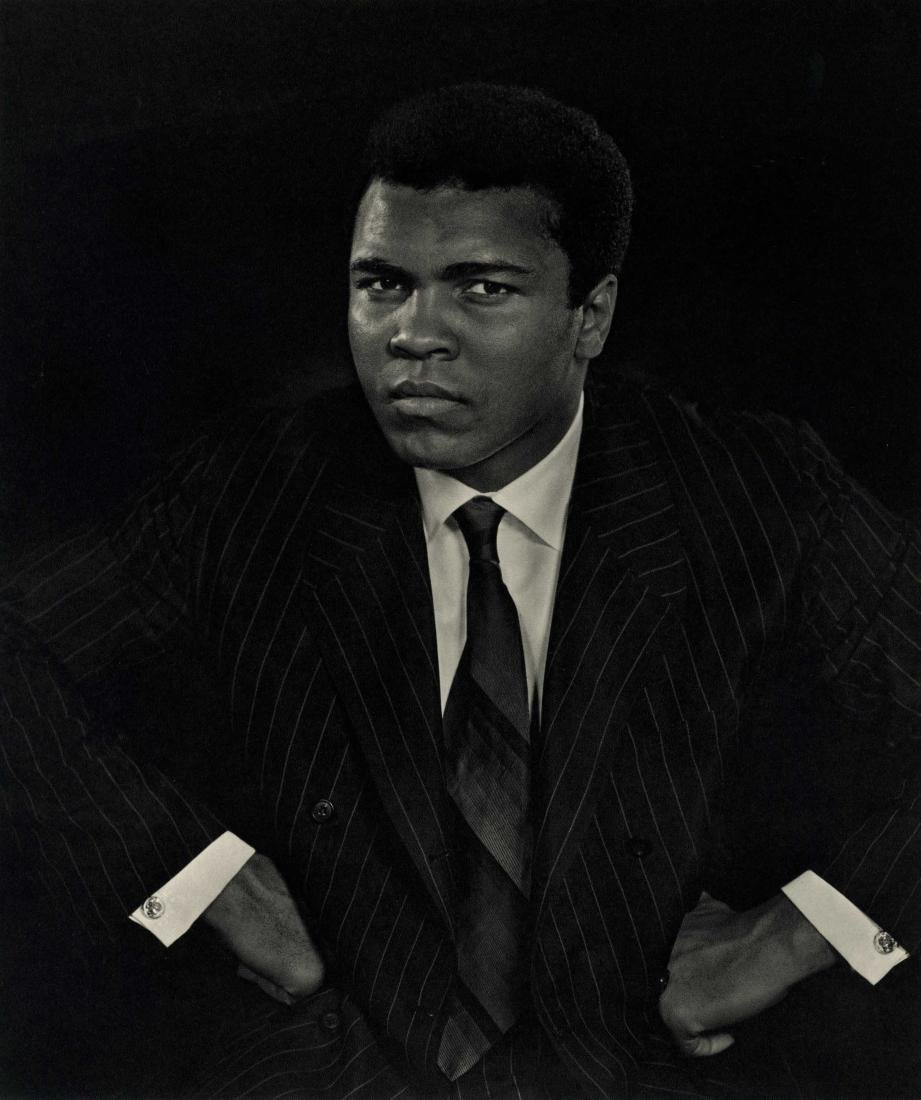 1558: YOUSUF KARSH - Muhammad Ali