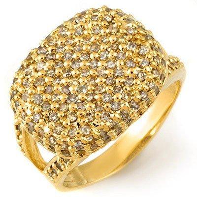 Bridal 1.5ctw ACA Certified Diamond Right-Hand Ring