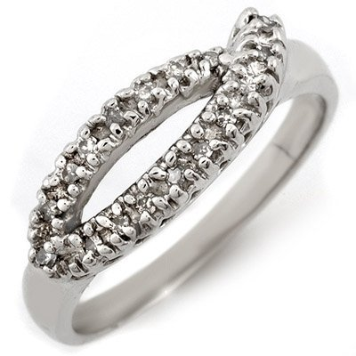 Right-Hand 0.20ctw ACA Certified Diamond Ring Gold
