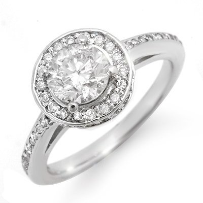 Anniversary 1.75ctw ACA Certified Diamond Ring 14K Gold