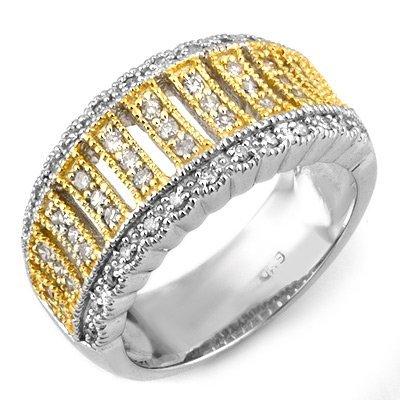 Bridal 0.65ctw ACA Certified Diamond Anniversary Band