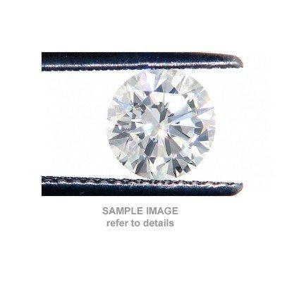 ACA Certified 1.05ctw Diamond Round Cut SI2/I-J