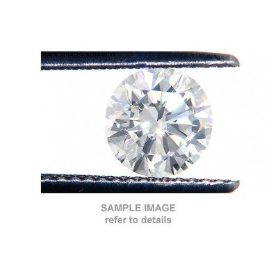 ACA Certified 1.20ctw Diamond Round Cut SI2/I-J