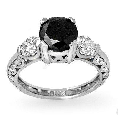 Natural 2.28 ctw Diamond Ring 14k Gold