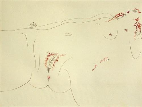 10: ANDRE MASSON (FRENCH, 1896-1987)