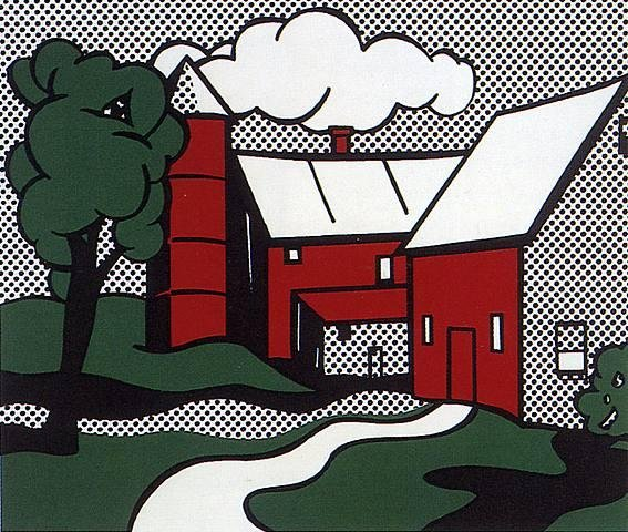 16: ROY LICHTENSTEIN (AMERICAN, 1923 - 1997)