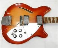 Rickenbacker 1960's 365 Fireglow 6-String Guitar