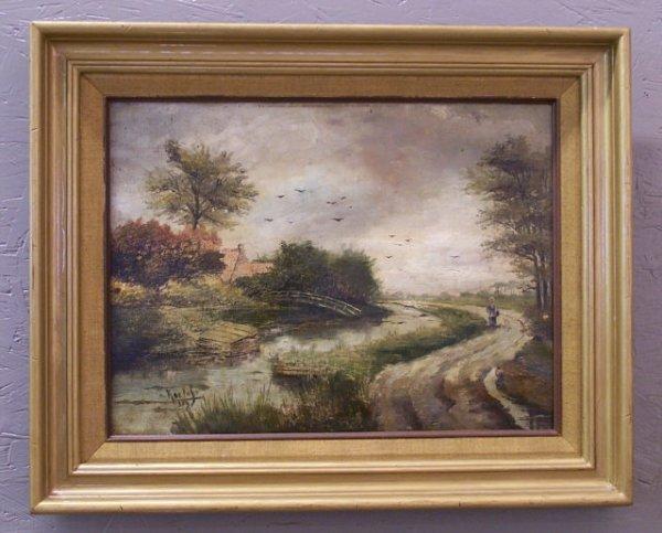 178: Roelofs Willem Dutch landscape 1859