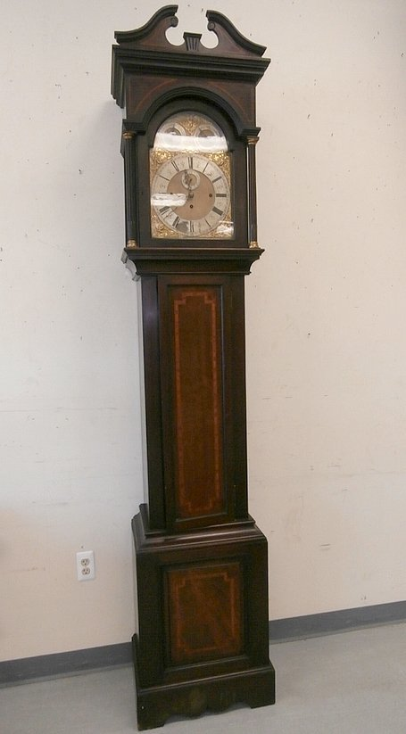 Maple and Co Ltd London Grandfather Tall Clock