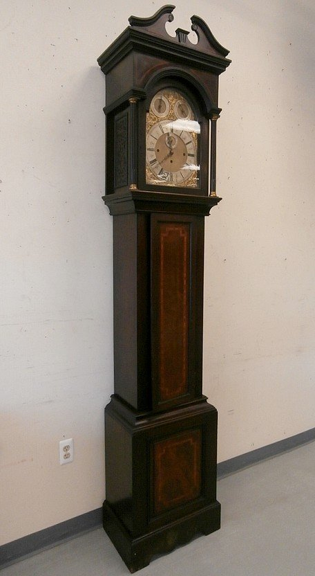 Maple and Co Ltd London Grandfather Tall Clock - 3