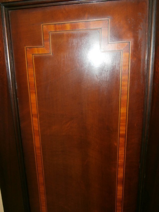 Maple and Co Ltd London Grandfather Tall Clock - 7