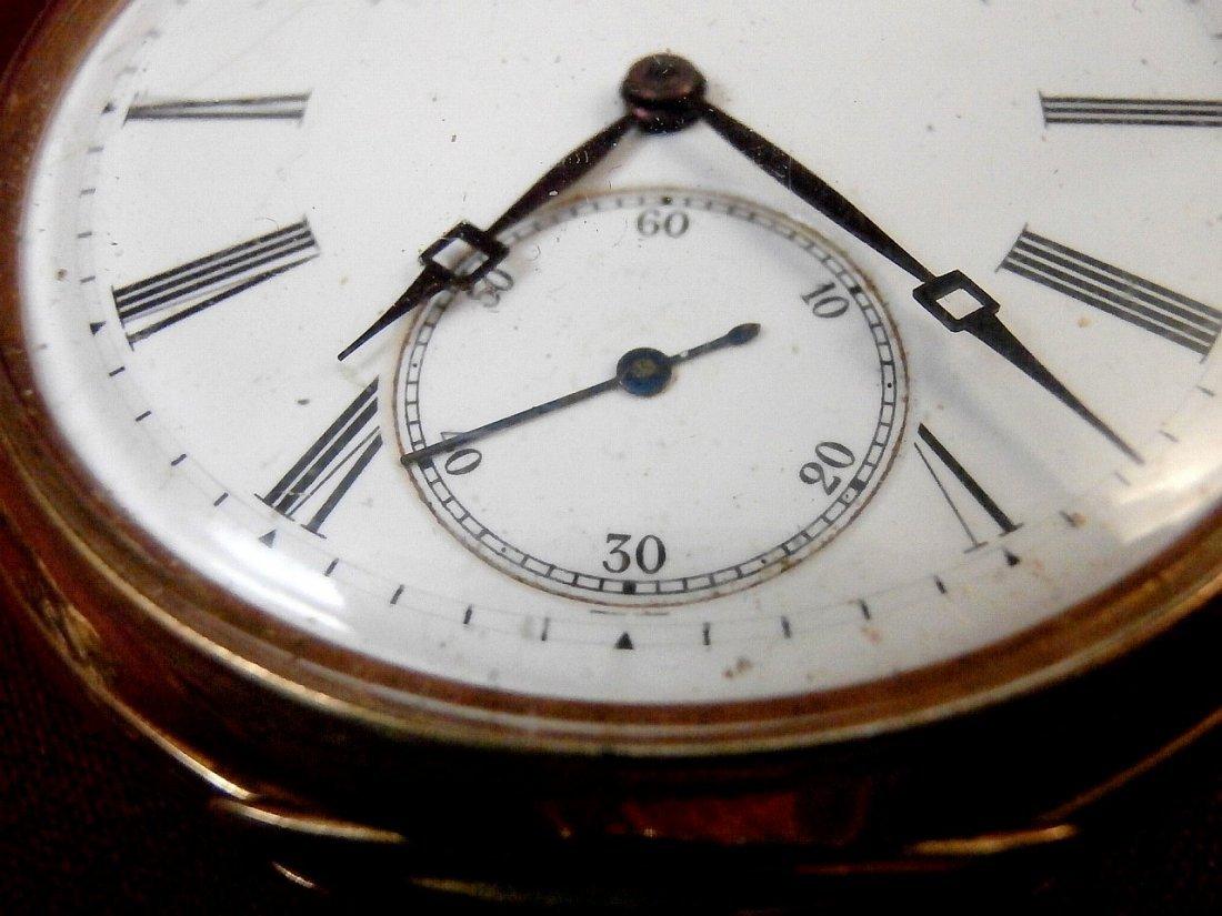 Bigelow Kennard Boston 14K Pocket Watch and Fob - 4