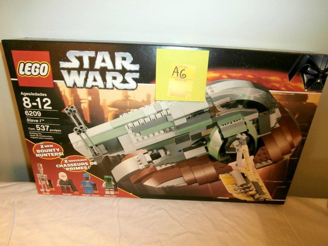 Lego Star Wars Slave 1