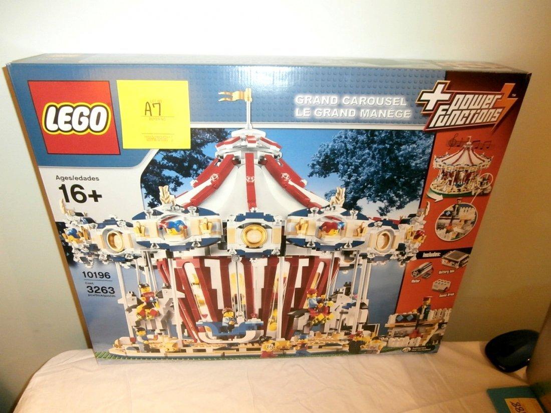 Lego Grand Carousel