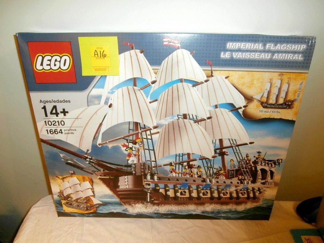 Lego Imperial Flagship