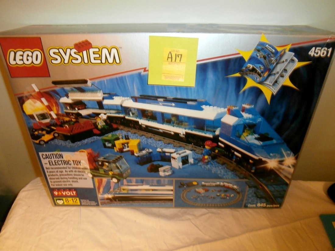 Lego Railway Express