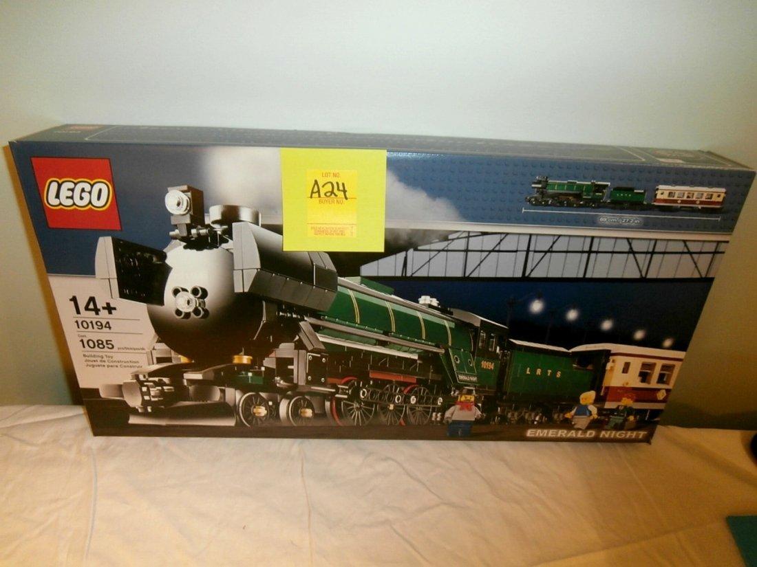 Lego Emerald Night