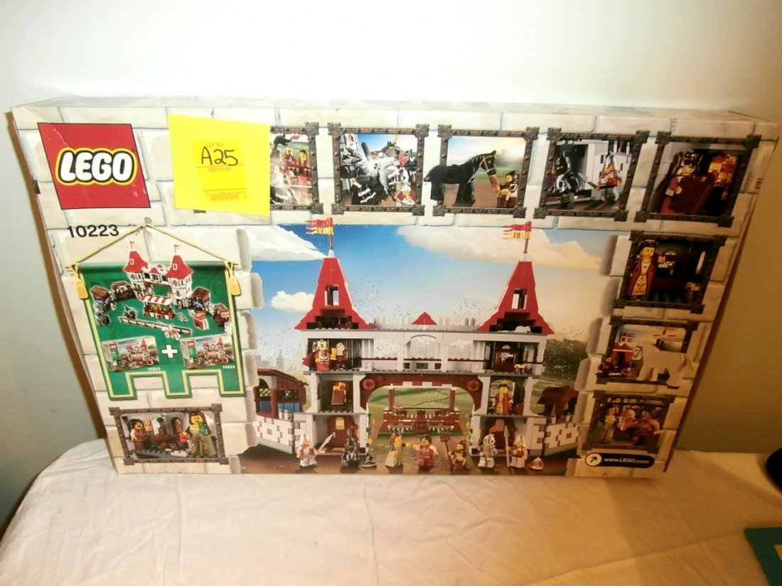 Lego Kingdoms Joust