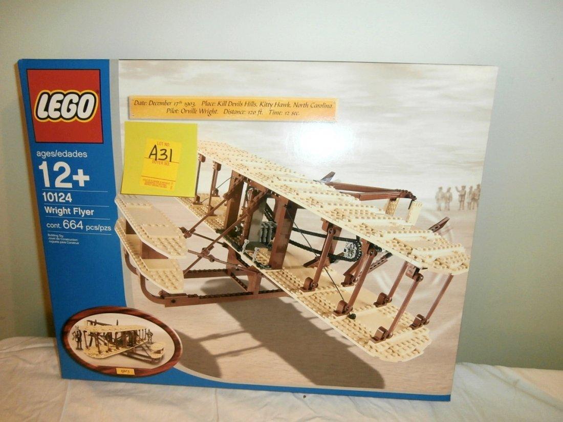 Lego Wright Flyer