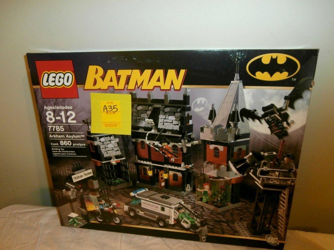 Lego Batman Arkham Asylum