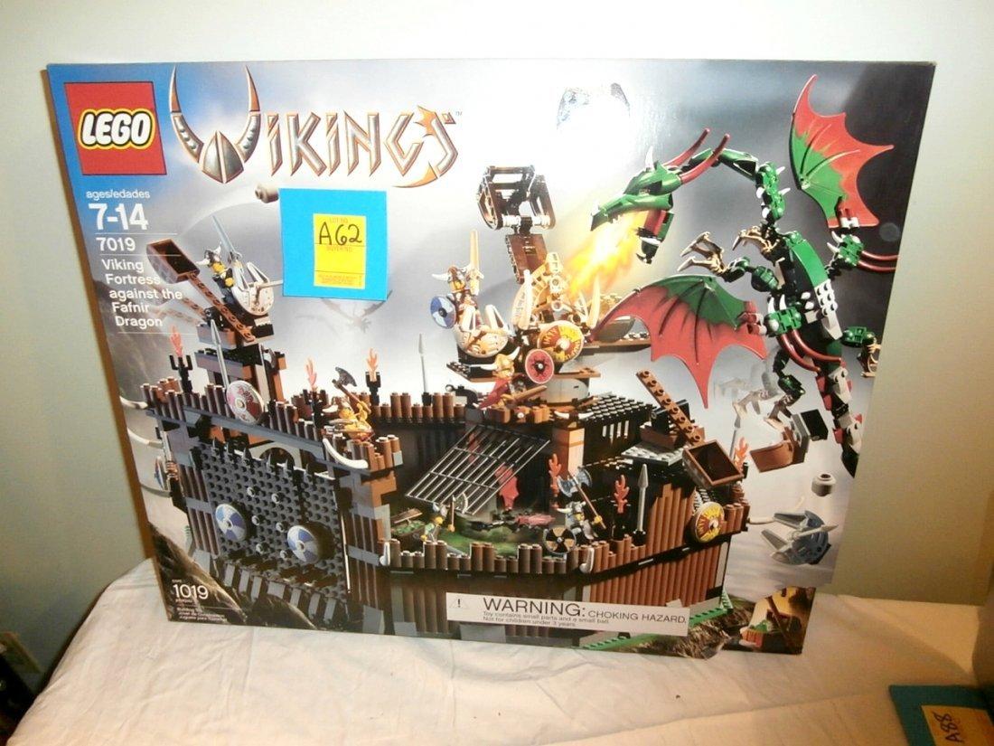 Lego Viking Fortress