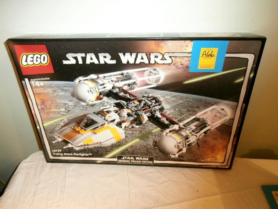 Lego Y-Wing Attack Starfighter