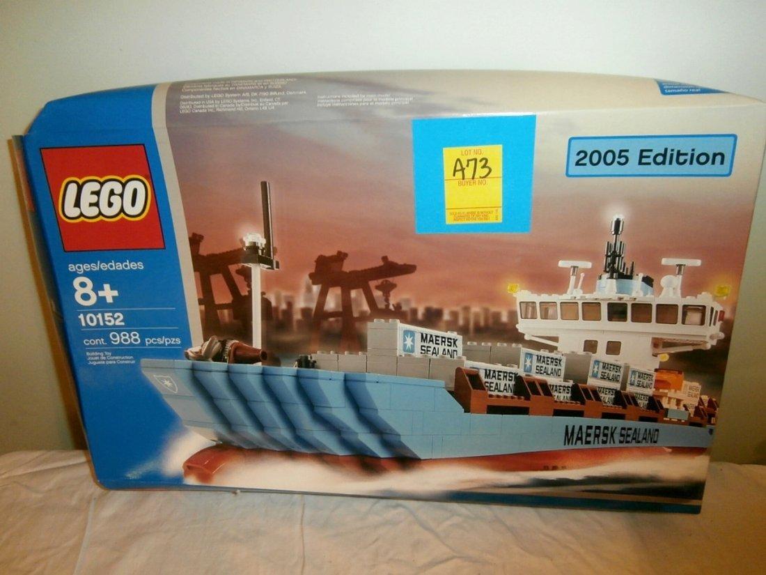 Lego Maersk Sealand