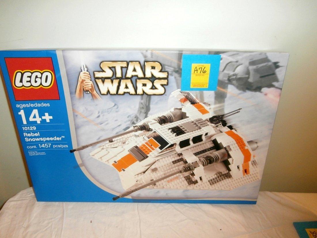 Lego Rebel Snowspeeder